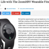 Review: Life With The Zoom HRV Wearable Fitness Monitor
